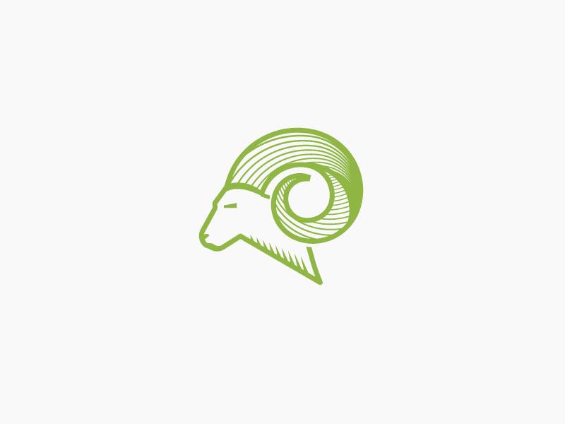 Big Horn Logo Design by Goran