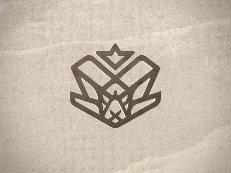 Brown Logo Design by Mike Bruner