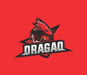 Dragon Logo Design by Mavlsproject