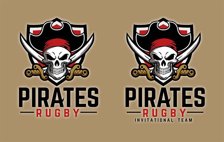 Pirate Logo Design by Nildesigns