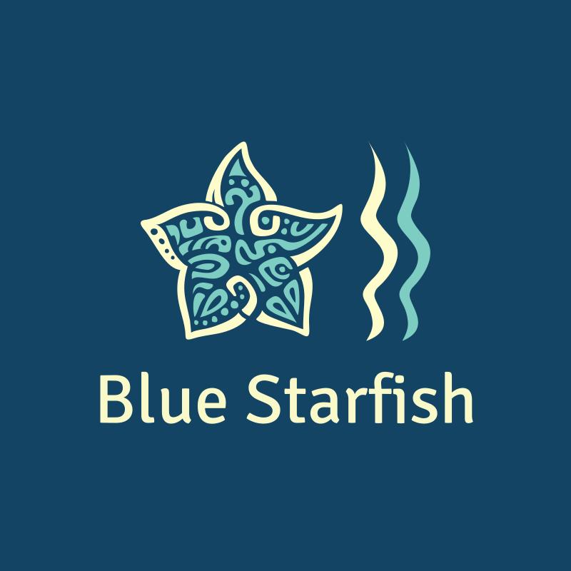Blue Starfish logo