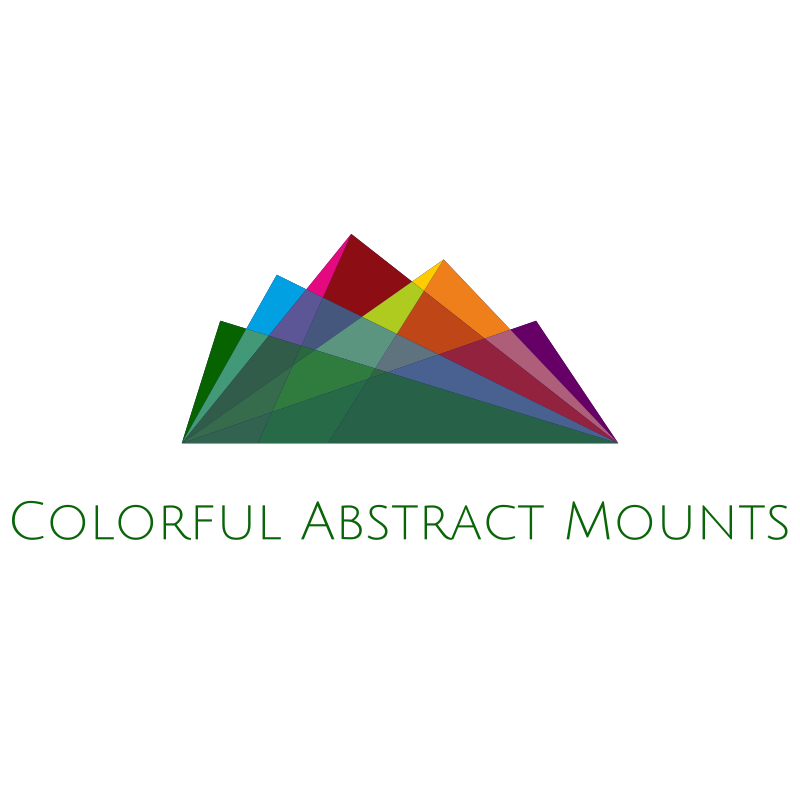 Colorful Abstract Mounts logo