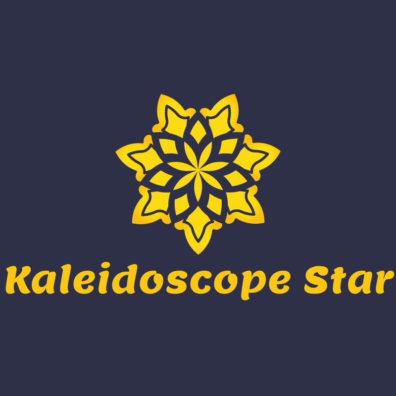 Kaleidoscope Star logo