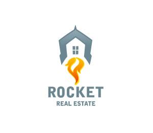 Rocket Logo Design by Tweasel