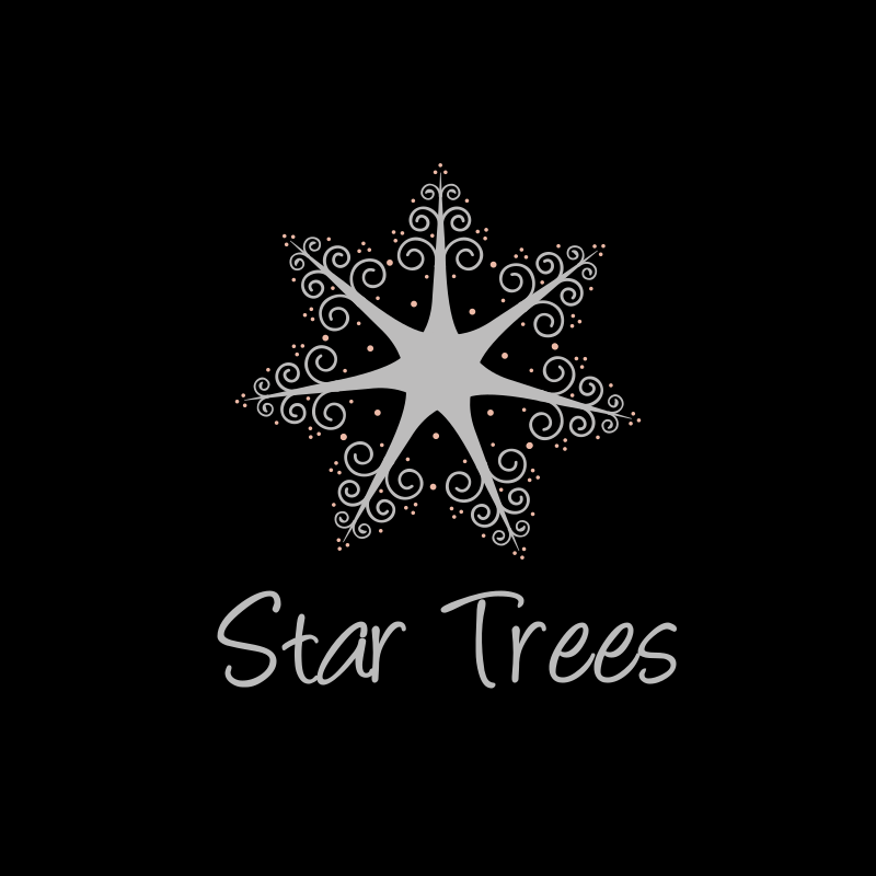 Star Trees logo