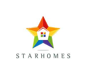 Star Logo Design by Logotrail