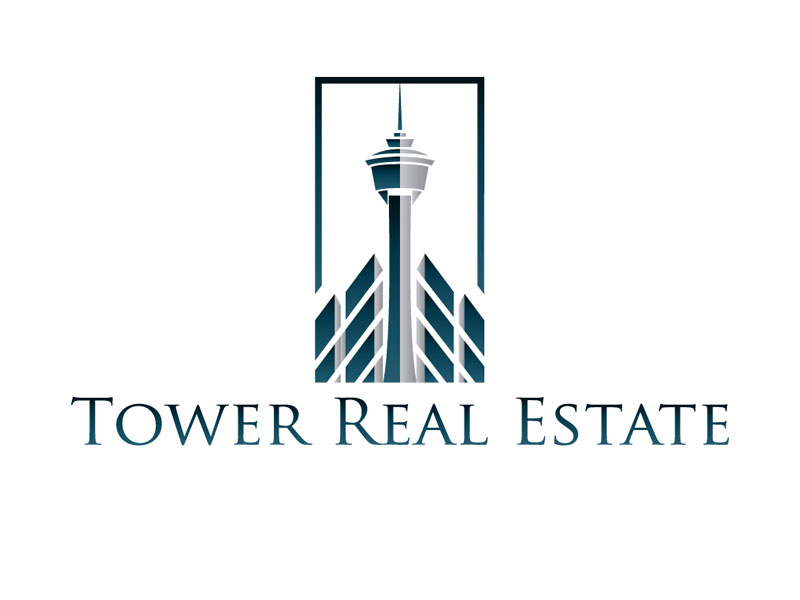 Tower Logo Design by Meygekon