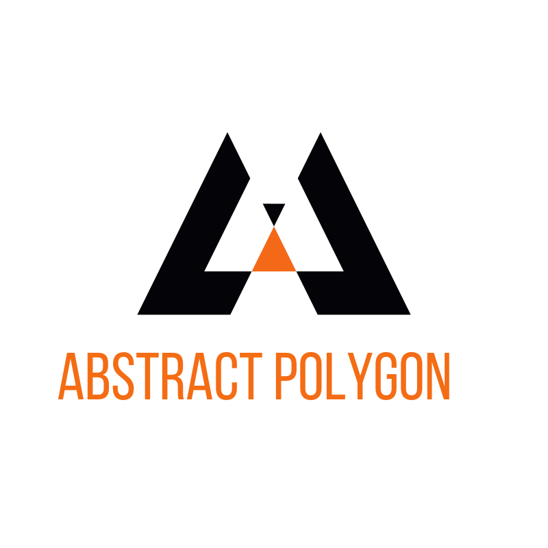 Abstract Polygon logo