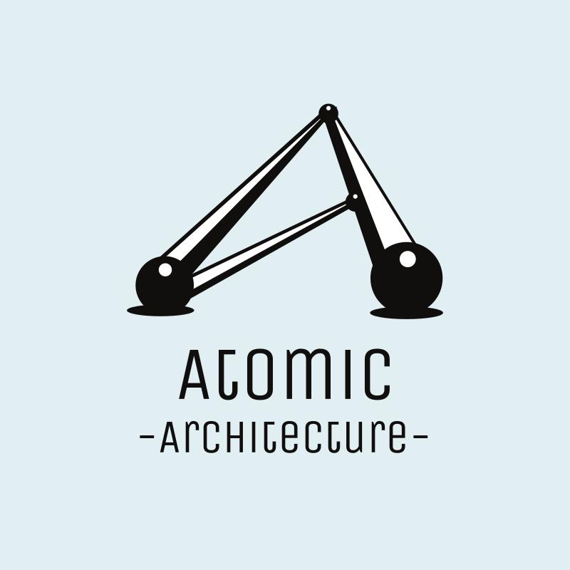 Atomic Architecture Logo