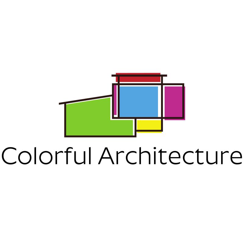 Colorful Architecture Logo