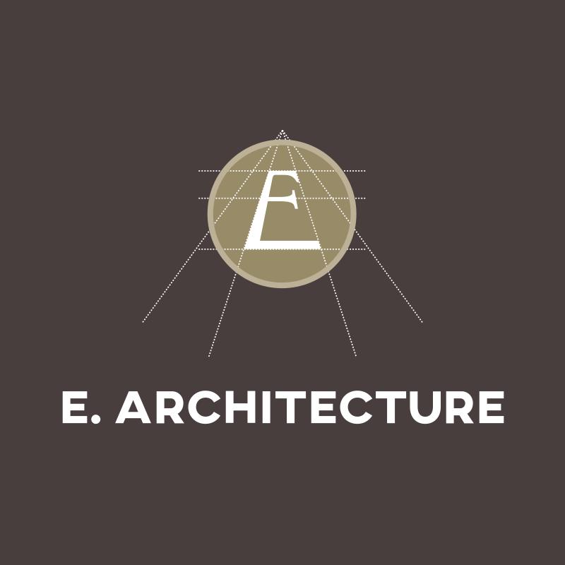 E. Architecture Logo