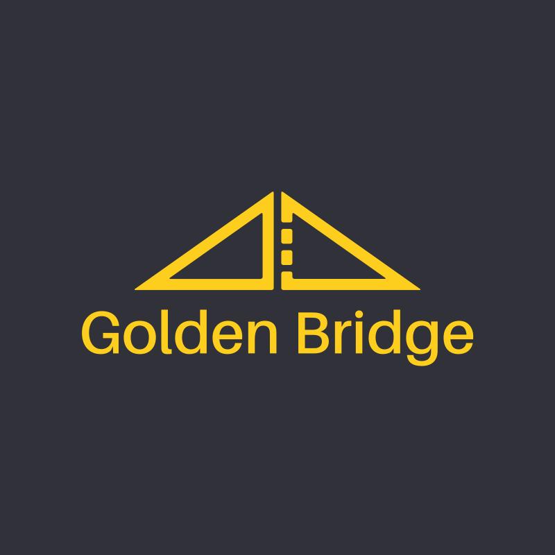 Golden Bridge Square Logo