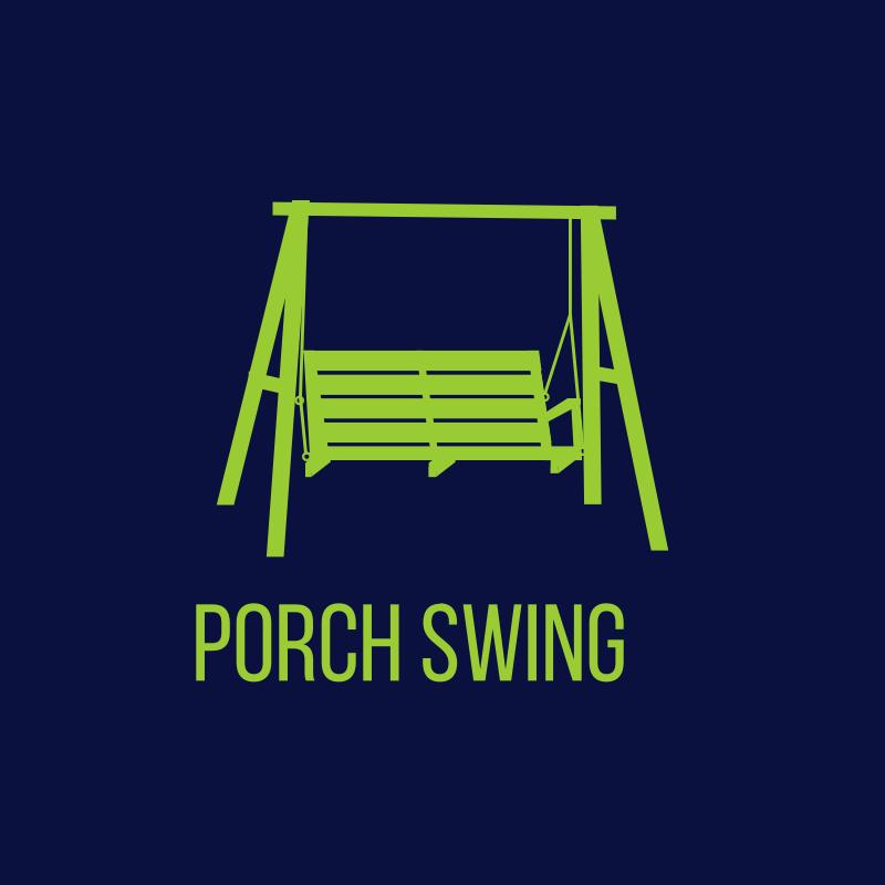 Porch Swing Logo