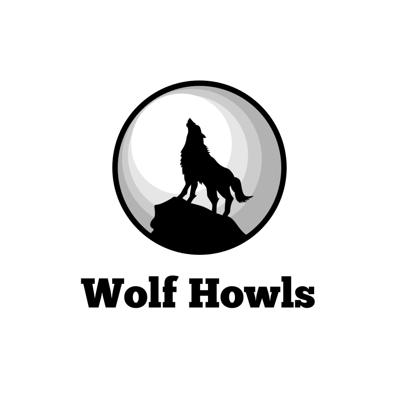 Wolf Howls Logo