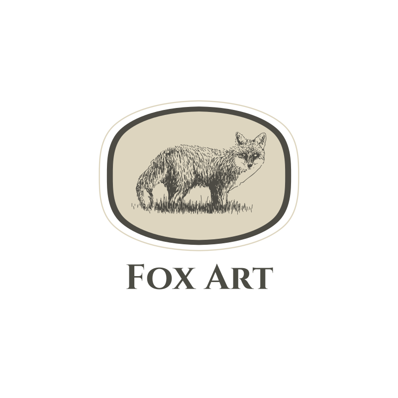 Fox Art logo
