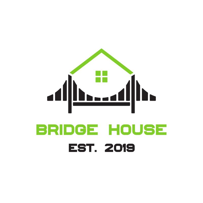 Bridge House Logo Design
