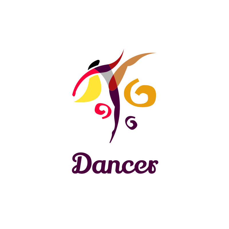 Dancer Logo