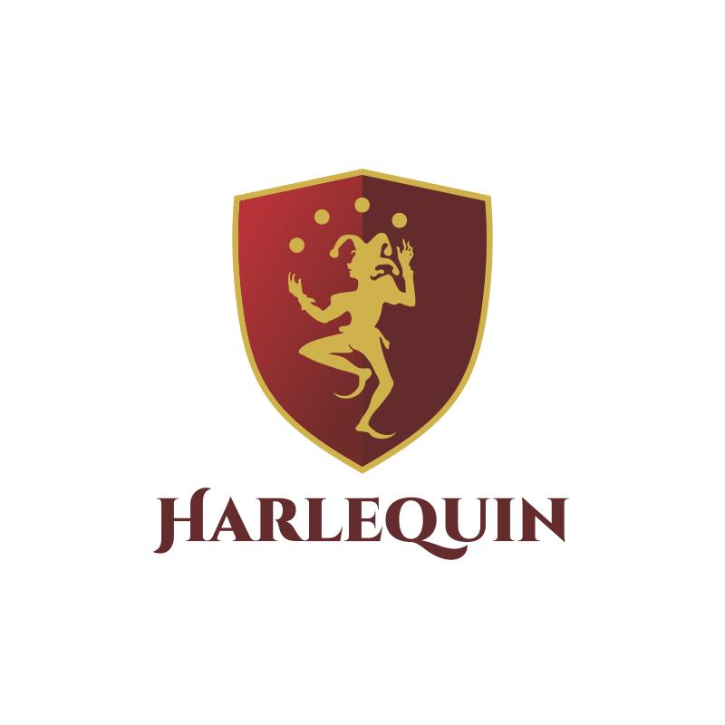 Harlequin Logo