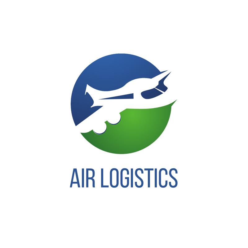 Air Logistics logo Design