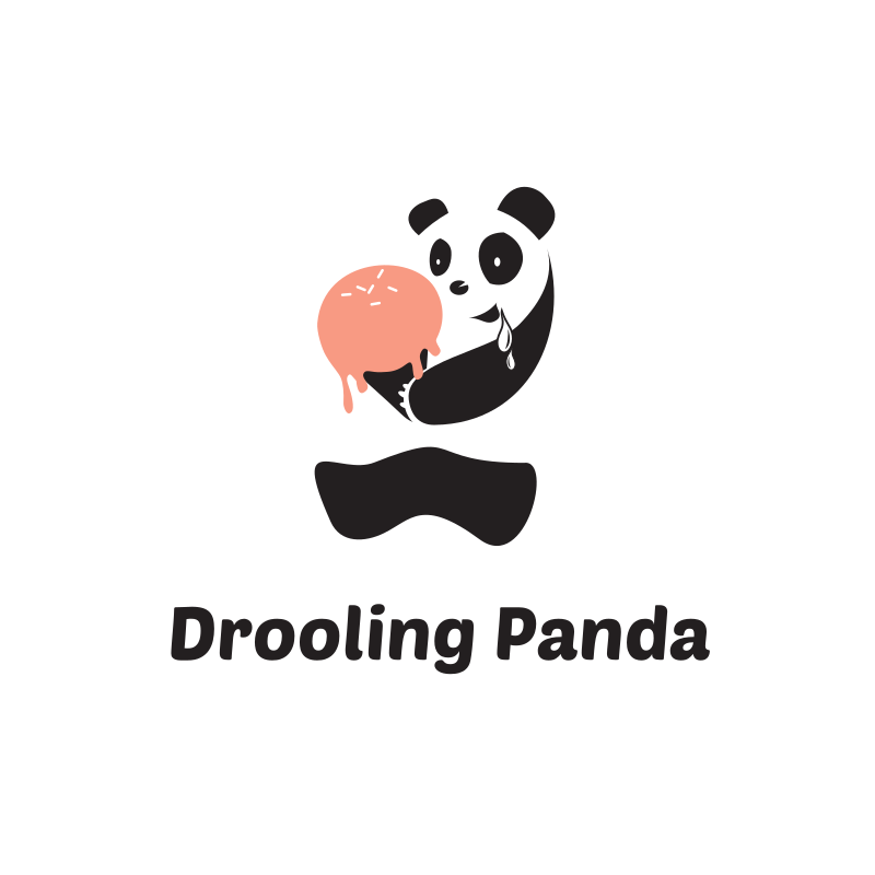 Drooling Panda