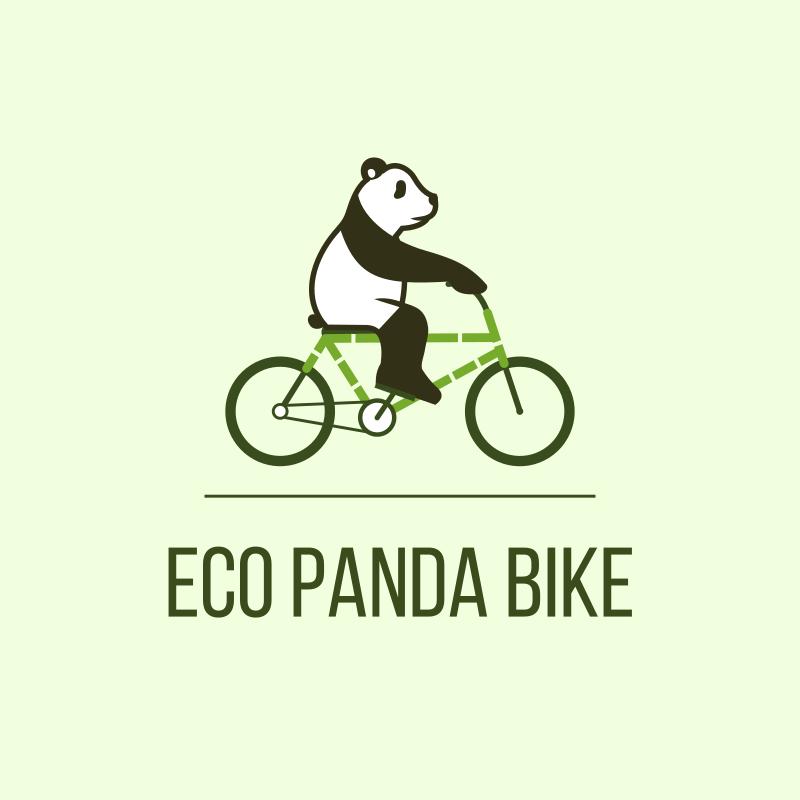 Eco Panda Bike