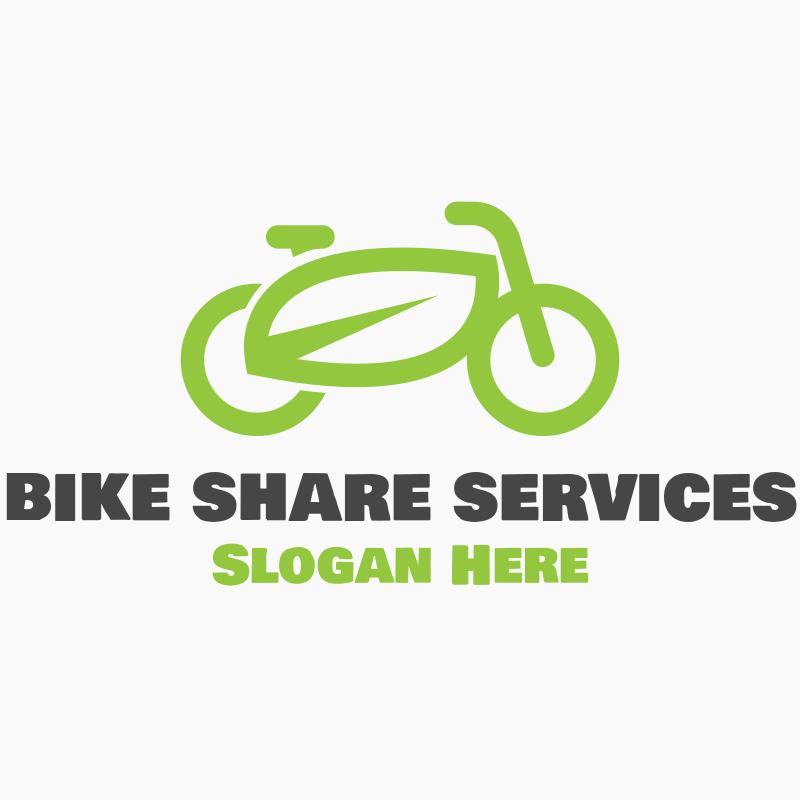 Bike Share Services Logo
