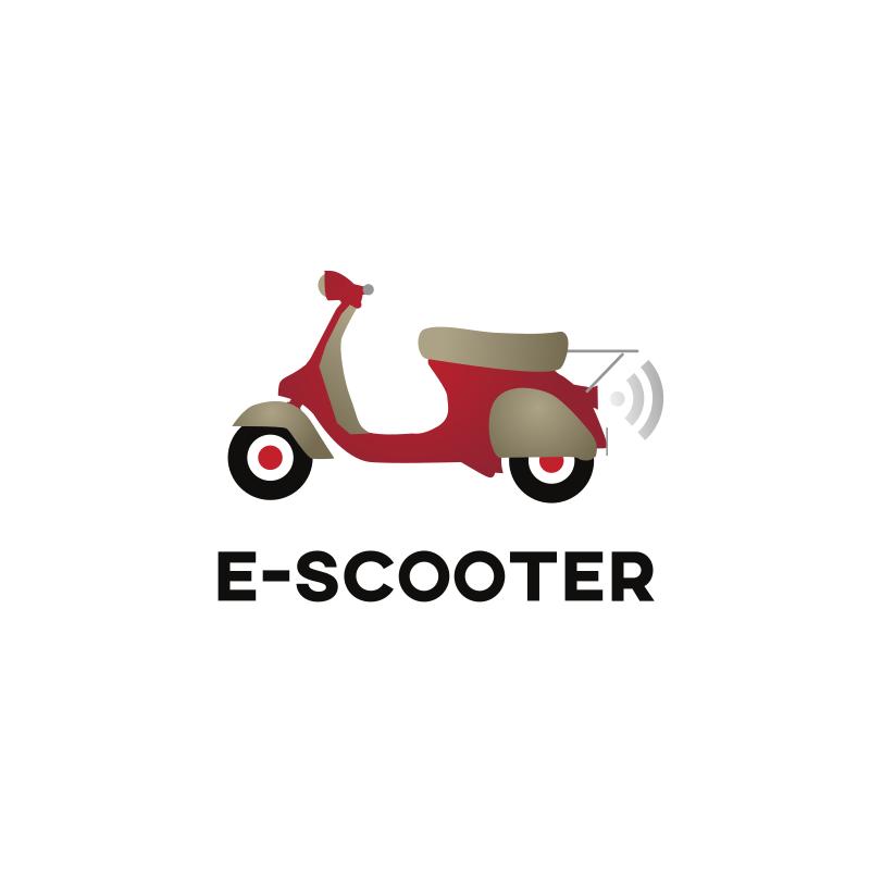 e-Scooter Logo