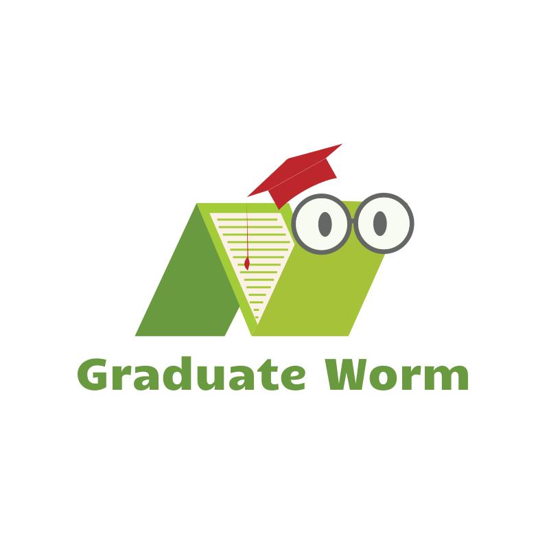 Graduate Worm Logo