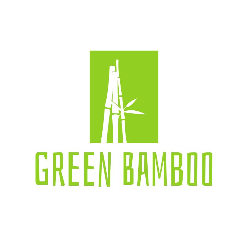 Green Bamboo Logo