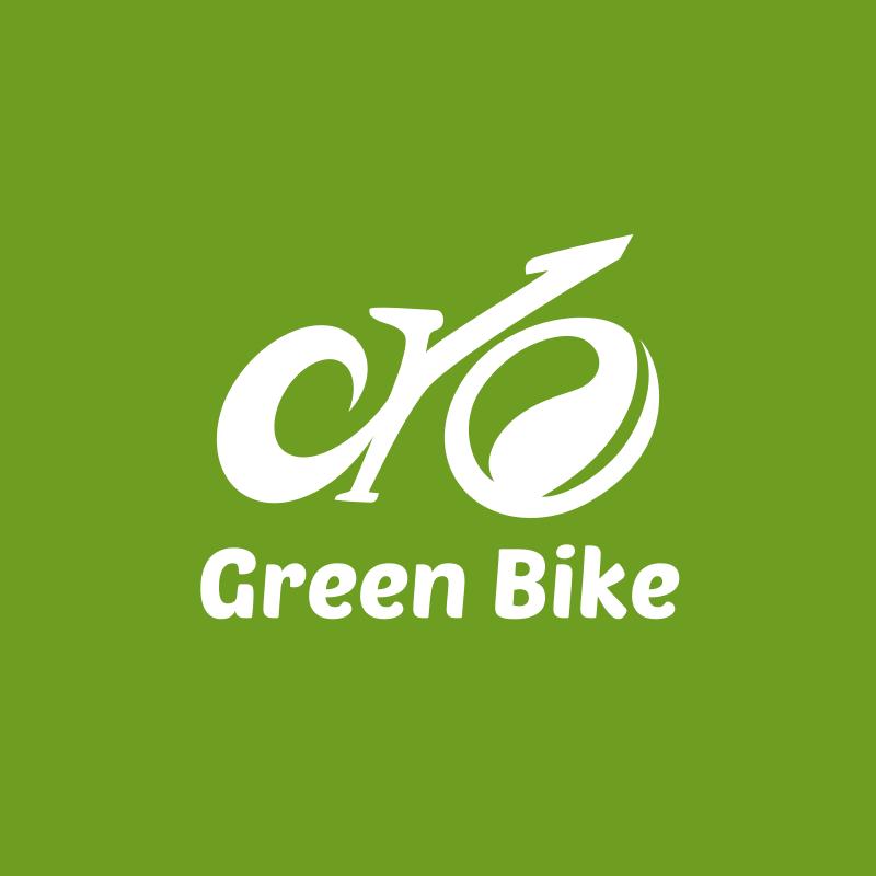 Green Bike logo