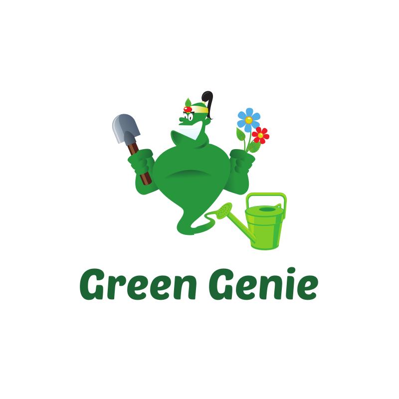 Green Genie Logo