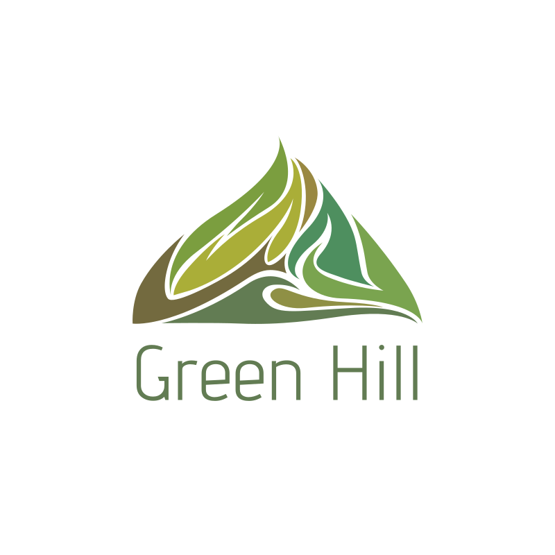 Green Hill logo