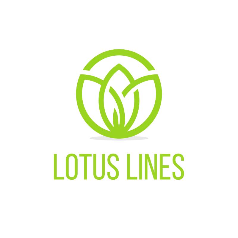 Lotus Lines Logo