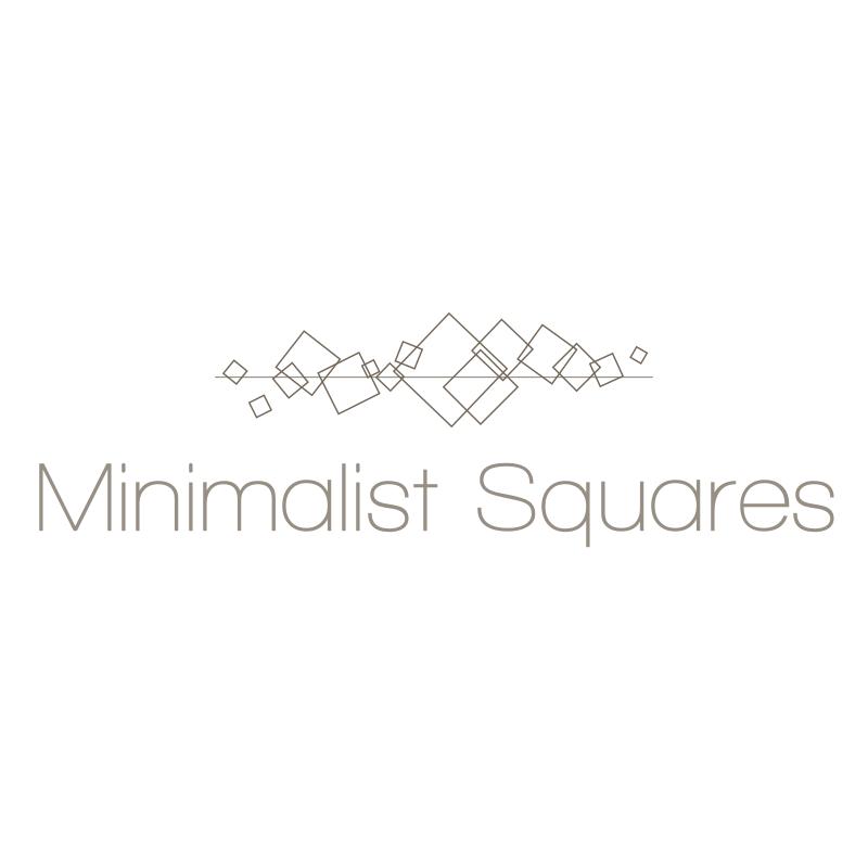 Minimalist Squares Fashion logo