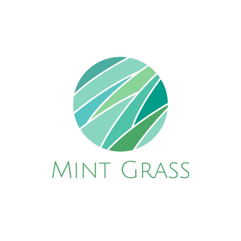 Mint Grass Logo