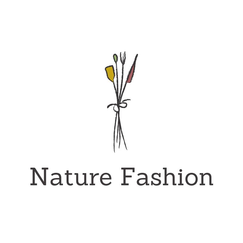 Nature Fashion Logo