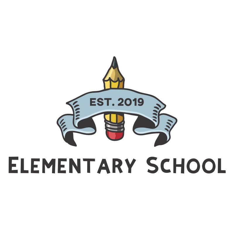 Elementary School Logo Design