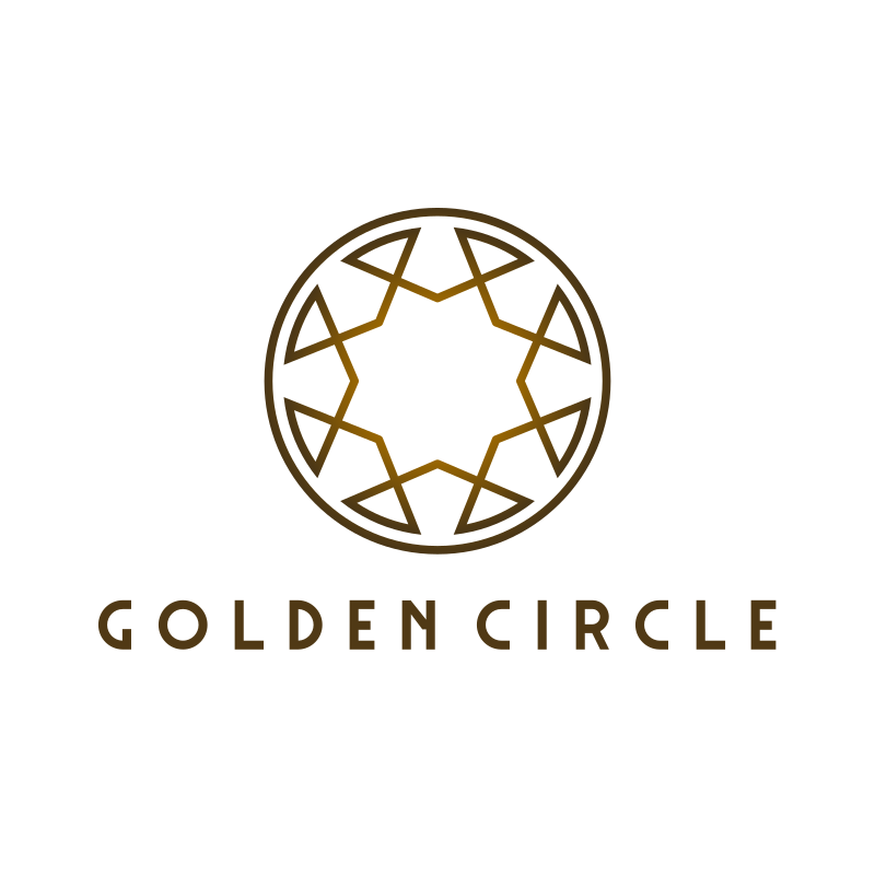 Golden Circle Fashion Logo