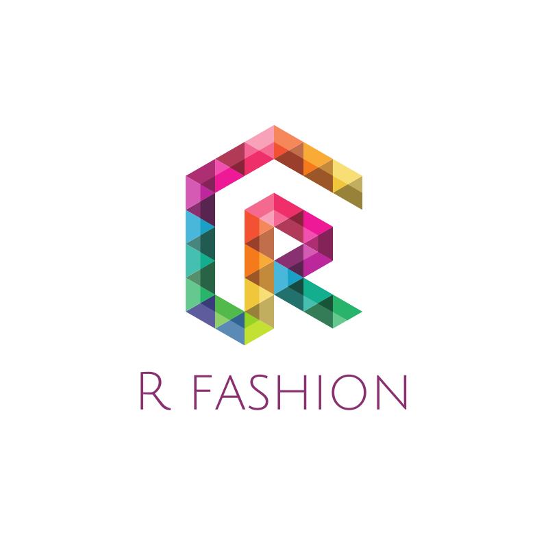 Letter R Fashion logo