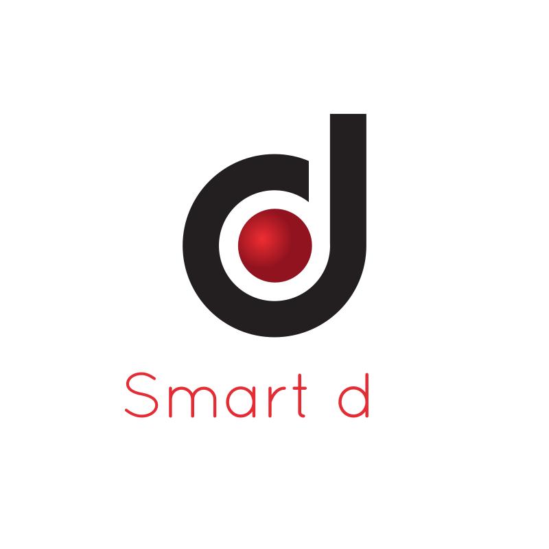 Smart d Logo Design