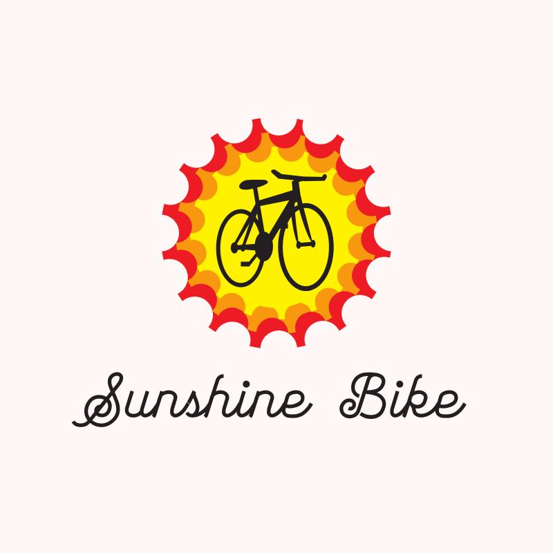 Sunshine Bike Logo
