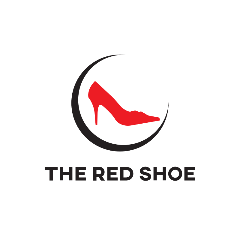 The Red Shoe logo