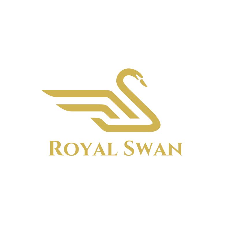 Royal Swan Logo Design