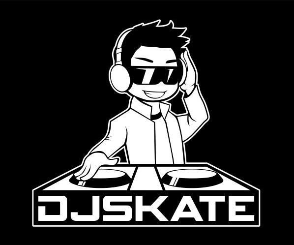 DJ Skate Logo Design by SM Graphics