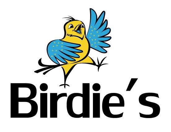 Fast Food Restaurant Singing Bird Logo Design by mondal22.ayan