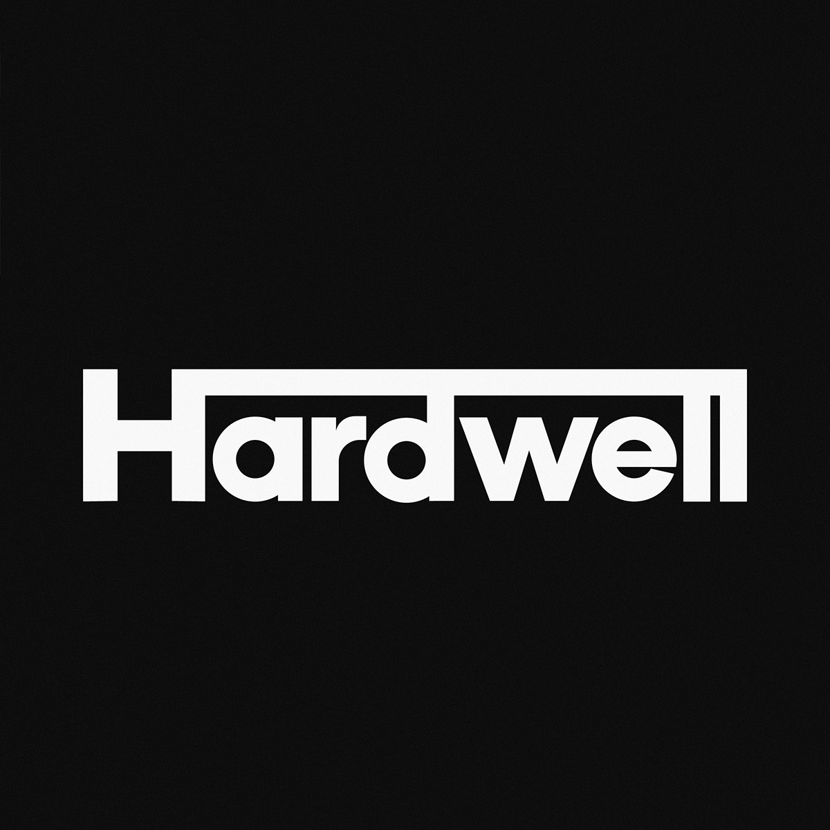 DJ Hardwell Logo Design