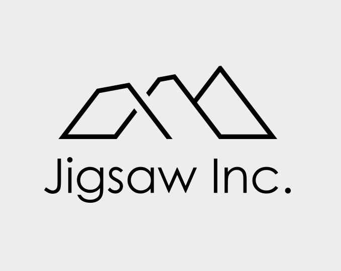 Jigsaw Inc Logo Design by LukeMac