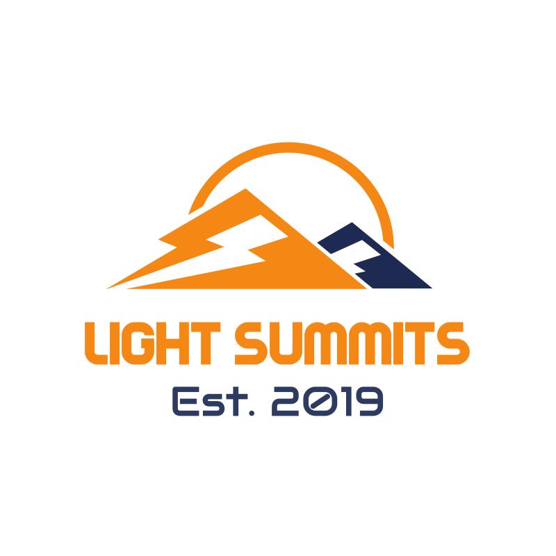 Light Summits Logo Design