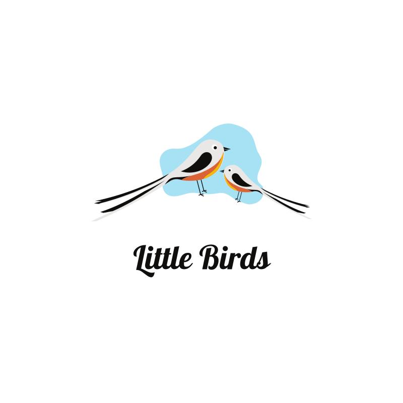 Little Birds Logo Design