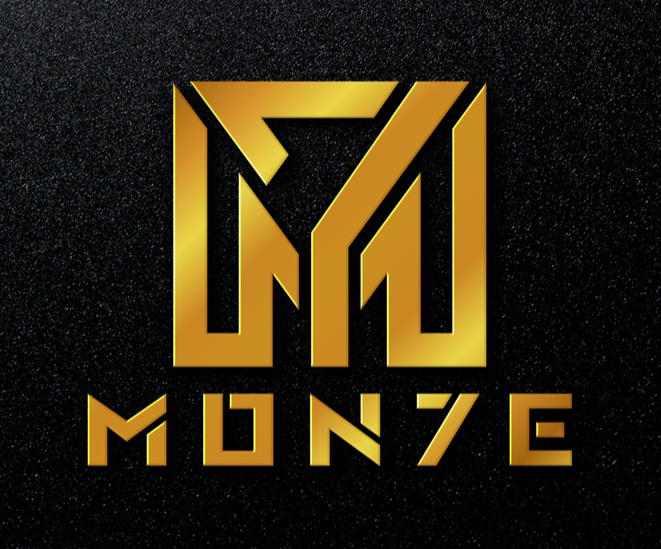 Black and Gold DJ Logo Design by mr.stanche